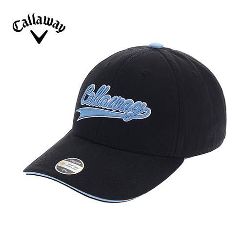 [캘러웨이]CGK 남성 팁 배색 로고 포인트 캡 모자 CMGCF9011-199