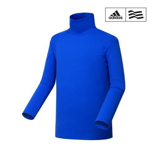 [블랙골프데이] [아디다스골프] 남성 베이직 터틀넥 티셔츠
