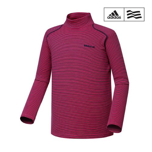 [아디다스골프] 남성 스트라이프 Static-dry 티셔츠 A03139_GA