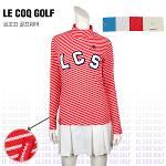 [일본수입정품] 르꼬끄 QGL1497-RD 반목 여성티셔츠