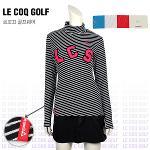 [일본수입정품] 르꼬끄 QGL1497-BK 반목 여성티셔츠