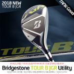 (18 NEW) 브리지스톤 정품 TOUR B JGR 남성 유틸리티(골프모자,골프볼 증정)