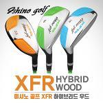 [일본산]이시노 골프 XFR 후지텍샤프트장착 남성용 하이브리드 우드