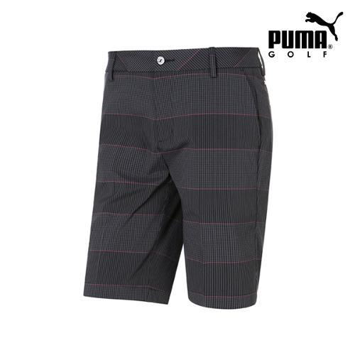 [푸마골프]  남성 패턴 숏 팬츠 57288501_GA