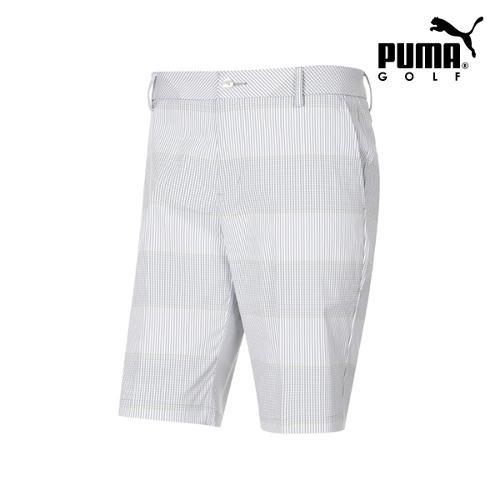 [푸마골프]  남성 패턴 숏 팬츠 57288502_GA