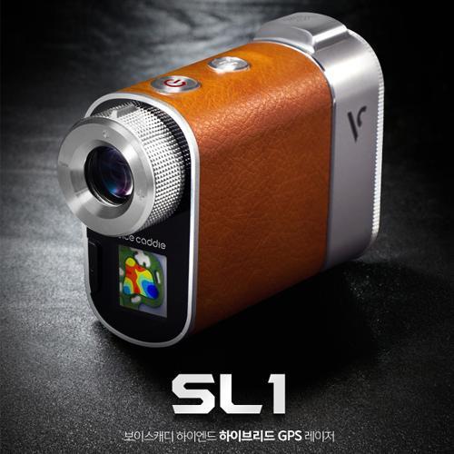 [블랙골프데이] 보이스캐디 SL1 하이브리드 GPS 레이저 거리측정기