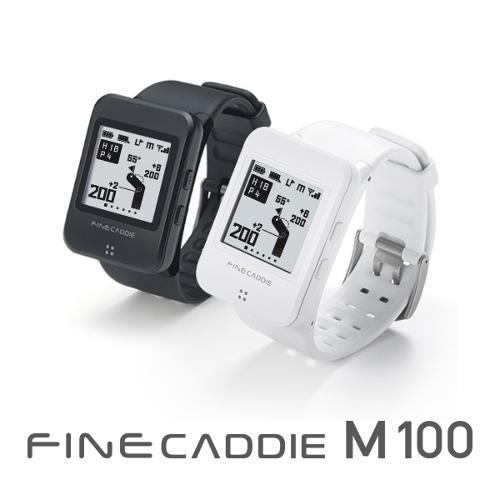 [블랙골프데이] 파인디지털 파인캐디 M100 골프 GPS 거리측정기