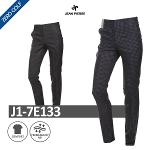 [JEAN PIERRE] 쟌피엘 사각체크 팬츠 Model No_J1-7E133