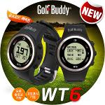 (단독특가!!!!)WT6 시계형 GPS 거리측정기 오토슬로프 (주)골프버디
