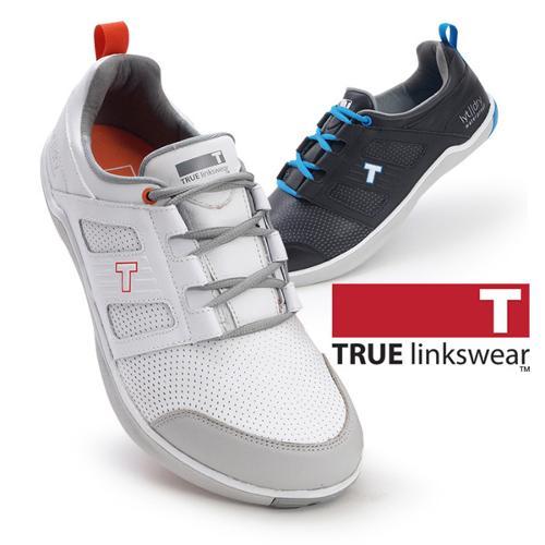 [블랙골프데이] 트루링스 정품 True Linkswear 라이트드라이 스파이크리스 골프화