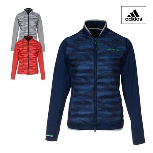 아디다스 ADIDAS 클라이마히트 마이크로롤로 겨울 여성 재킷 AF0296 AF0297 AF0298 골프웨어 MICROROLLO