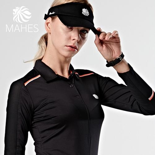 마헤스 뮤어 라이언 325 여성 골프셔츠 GT60314