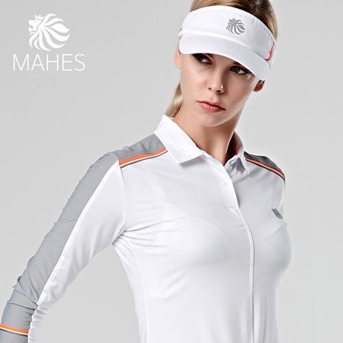 마헤스 뮤어 라이언 325 여성 골프셔츠 GT60313
