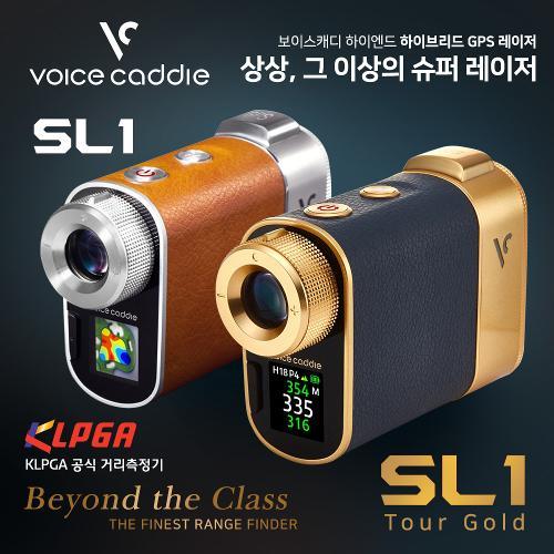 『고객만족도/성능 최고』보이스캐디 NEW SL1 레이저 GPS 골프 거리측정기/오토슬로프