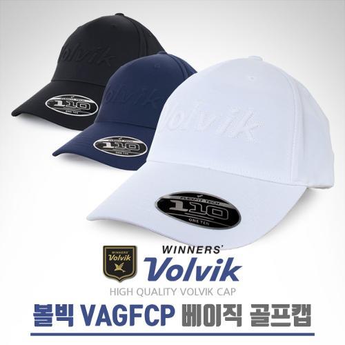 [2018년신제품]볼빅 VAGFCP01 베이직 프리사이즈 골프캡 모자