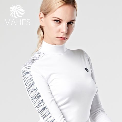 마헤스 펠츠 라이언 여성 웜티셔츠 GP60322