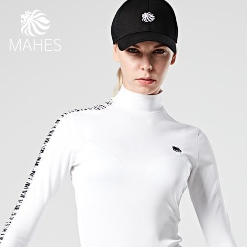 마헤스 펠츠 라이언 여성 웜티셔츠 GP60323