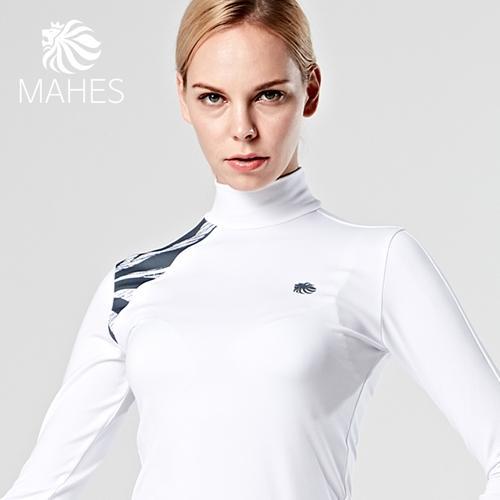 마헤스 오스틴 라이언 여성 웜티셔츠 GP60325
