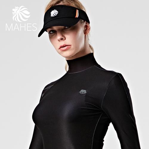 마헤스 오스틴 라이언 여성 웜티셔츠 GP60327