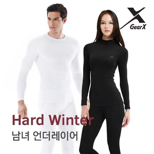 [기어엑스] 발열내의-일반혹한기 언더레이어-남자 여성