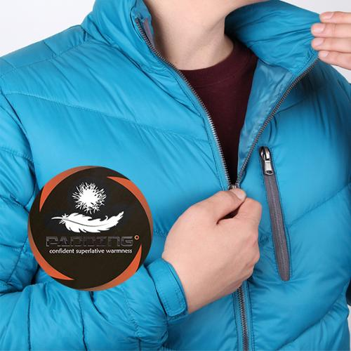 [KRSPORTS] 따뜻하고 가벼운 초경량 덕다운 패딩점퍼(100%오리털)