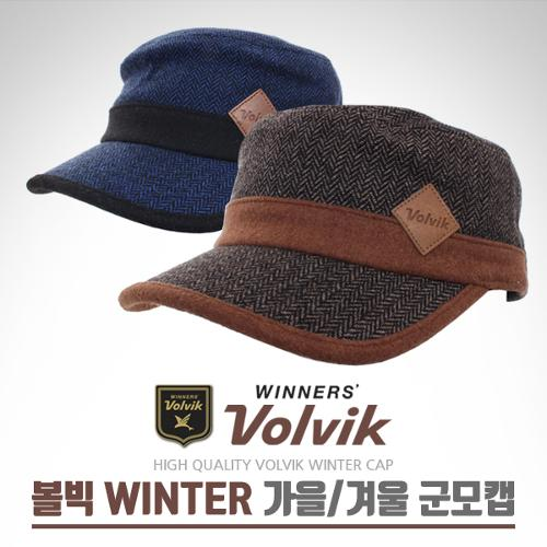 [특별한정F/W-가을겨울용]볼빅 골프正品 VAEFCP07 WINTER 가을겨울용 군모캡모자-2종칼라
