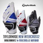 [2017년하반기신상]테일러메이드 TM NEW INTERCROSS 2 뉴 인터크로스2 합성가죽 골프장갑-1PCS