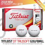 (18 NEW) 타이틀리스트 DT TRUSOFT 2피스 골프볼