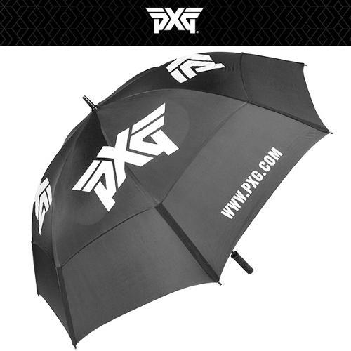 PXG 썬블록 로고 투어 골프우산