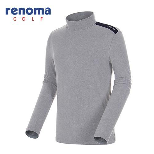 [레노마골프]17FW 남성 소프트 숄더 패치 티셔츠 RMTHG4104-193