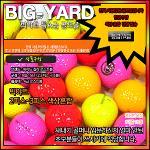 [빅야드] BIG YARD 특A급 컬러로스트볼(1더즌 10알)