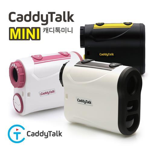 [캐디톡] 골프 레이저 거리측정기 캐디톡 미니/CADDYTALK MINI/필드용품/골프용품