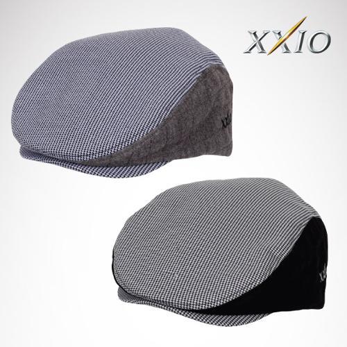 [던롭코리아 정품]젝시오 하운드 투스 헌팅캡 모자 GAH-17036I