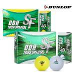 [던롭] JAPAN NEW DDH SF 골프볼 [화이트/옐로우]12구