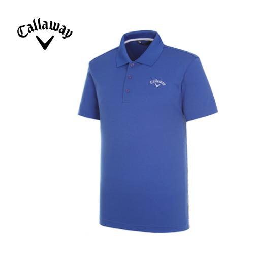 [캘러웨이]남성 베이직 솔리드 티셔츠 CMTYF2111-906