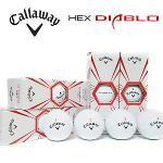 캘러웨이 HEX-DIABLO 2PS 골프공