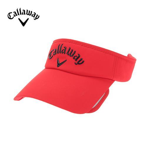 [캘러웨이]남성 솔리드 익스텐션 바이저 모자 CMACG1809-500