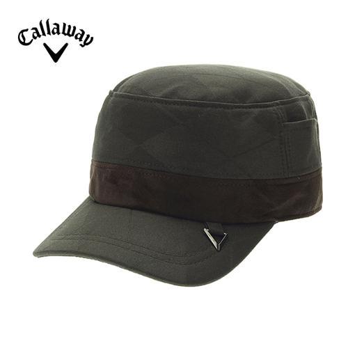[캘러웨이]남성 다이아몬드 밀리터리 캡 모자 CMACD3808-816