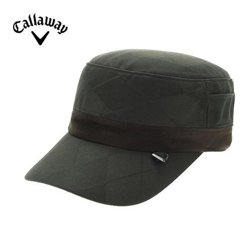 [캘러웨이]남성 밀리터리 캡 모자 CMACD3804-816