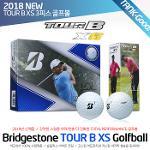 (18 NEW) 브리지스톤 정품 TOUR B XS 3피스 골프볼