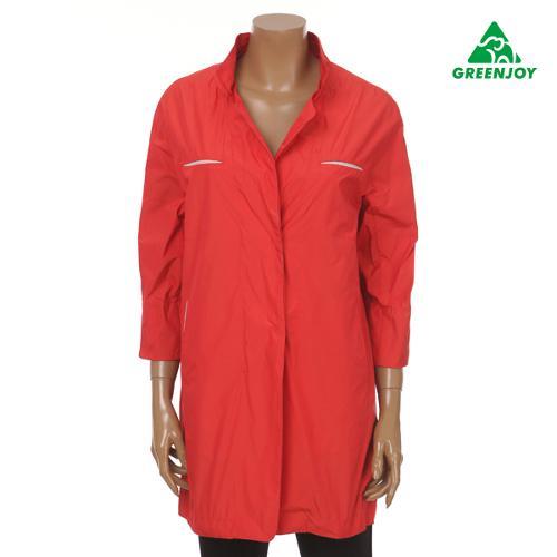 GREENJOY 솔리드 자켓형 셔츠 GE16WS81W_R1 [여성]
