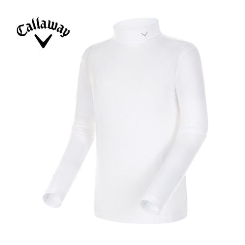 [캘러웨이]18SS 남성 솔리드 베이스레이어 긴팔 티셔츠 CMTHH1131-100