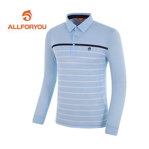 [올포유]남성 스트라이프 카라 티셔츠 AMTYF1111-906