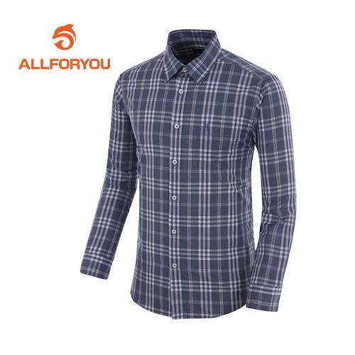 [올포유]남성 체크 포켓 셔츠 AMBSF1672-915