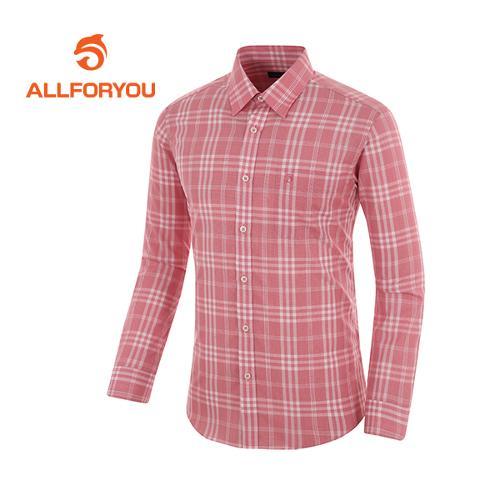 [올포유]남성 체크 포켓 셔츠 AMBSF1672-403