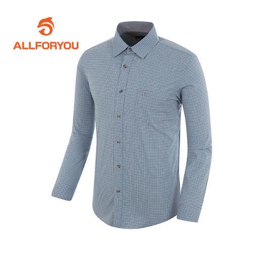 [올포유]남성 체크 패턴 셔츠 AMBSF1653-830