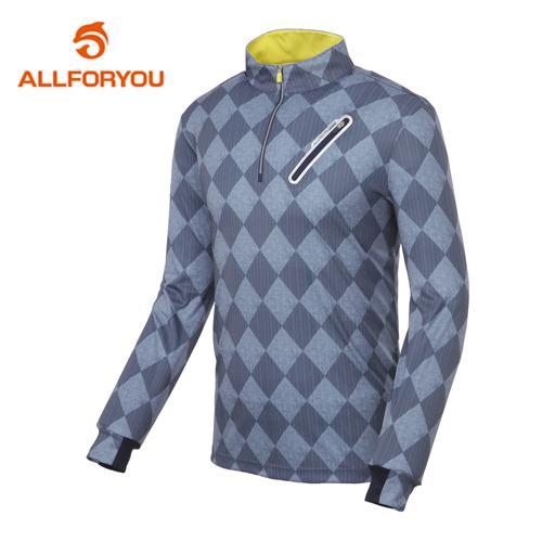 [올포유]남성 아가일 컬러 포인트 티셔츠 AMTHE1G23-915