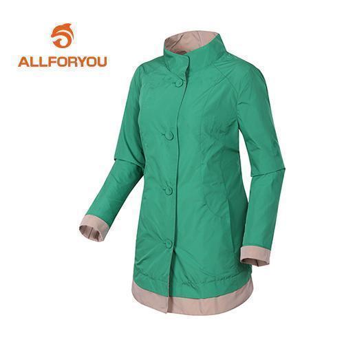 [올포유]여성 페미닌 배색 코트 AWQCD5496-804
