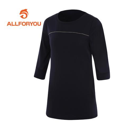 [올포유]여성 심플 라운드넥 티셔츠 AWTRF5163-915