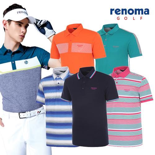 [레노마골프]남성 티셔츠 19종 골핑 단독 균일 특가 ! 29,000원 + 5% 추가 할인쿠폰